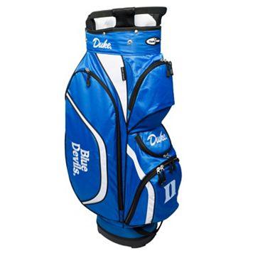 Team Golf Duke Blue Devils Clubhouse Golf Cart Bag