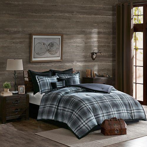 Woolrich Bernard Comforter Set