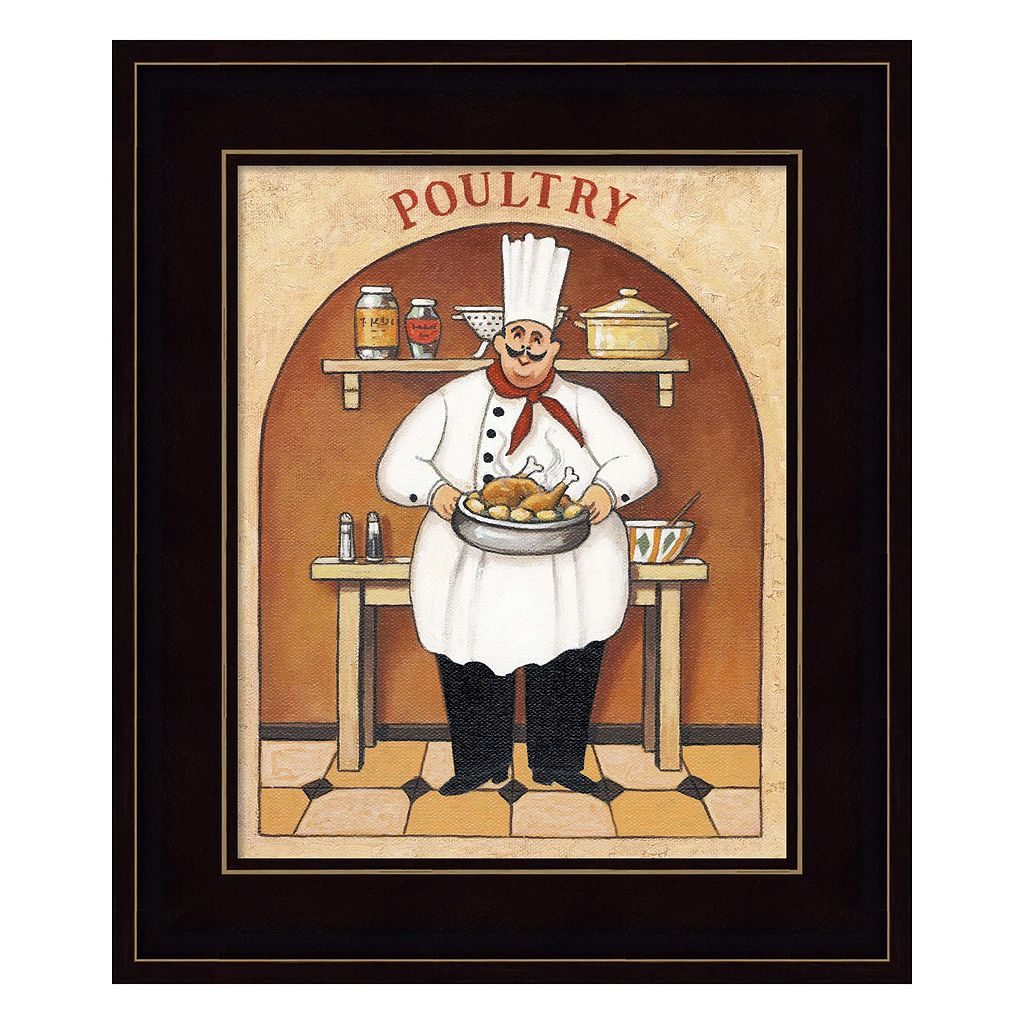 Poultry Framed Wall Art