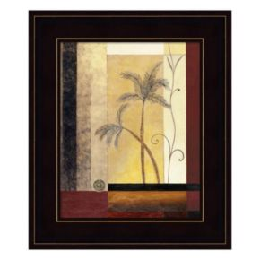 Exotic Palm II Framed Wall Art