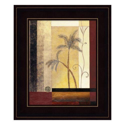 Exotic Palm II Framed Wall Art