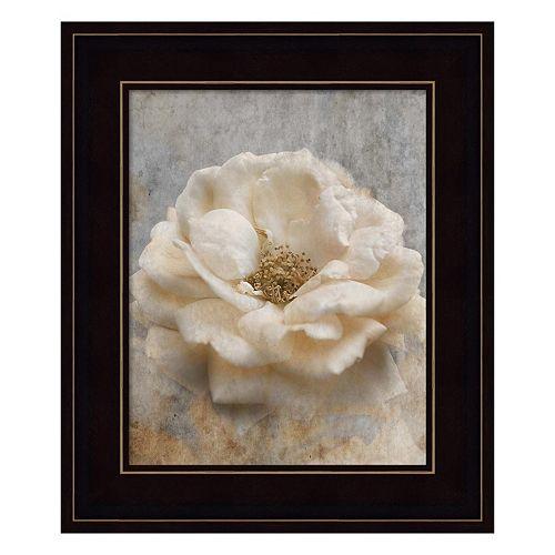 Vintage Rose 1 Framed Wall Art