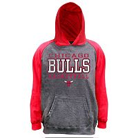 Boys 8-20 Majestic Chicago Bulls French Terry Hoodie