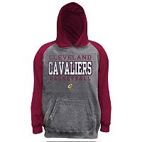 Boys 8-20 Majestic Cleveland Cavaliers French Terry Hoodie