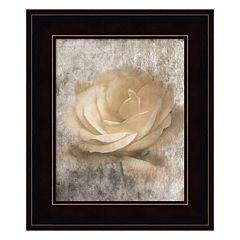 Vintage Rose 3 Framed Wall Art