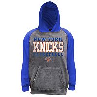 Boys 8-20 Majestic New York Knicks French Terry Hoodie