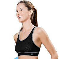 Champion Bra: Mesh Freedom Medium-Impact Sports Bra B0126