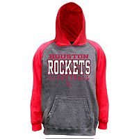 Boys 8-20 Majestic Houston Rockets French Terry Hoodie