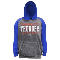 Boys 8-20 Majestic Oklahoma City Thunder French Terry Hoodie