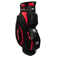 Team Golf Georgia Bulldogs Clubhouse Golf Cart Bag