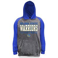 Boys 8-20 Majestic Golden State Warriors French Terry Hoodie