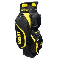 Team Golf Iowa Hawkeyes Clubhouse Golf Cart Bag