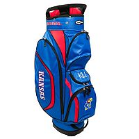 Team Golf Kansas Jayhawks Clubhouse Golf Cart Bag