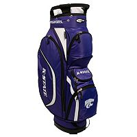 Team Golf Kansas State Wildcats Clubhouse Golf Cart Bag