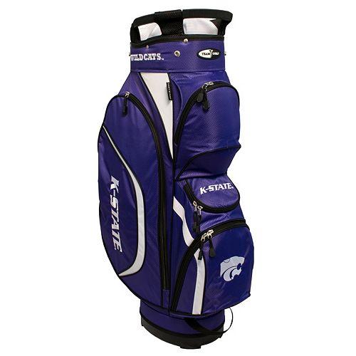 Team Golf Kansas State Wildcats Clubhouse Golf Cart Bag