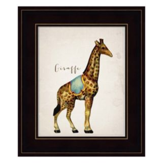 Circus 1 Framed Wall Art