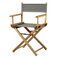 Casual Home 18-in. Natural Finish Director's Chair
