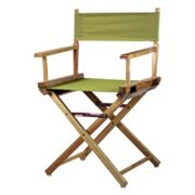 Casual Home 18 in Natural Finish Director's Chair