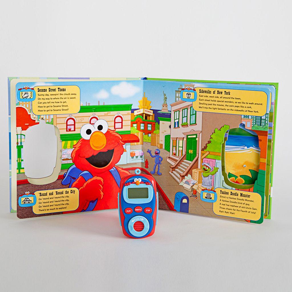 Sesame Street: Elmo's Rockin' Road Trip Book