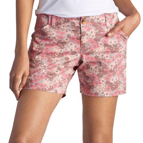 Women's Lee Essential Chino Shorts