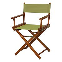 Casual Home 18-in. Honey Oak Finish Director's Chair