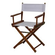Casual Home 18 in Honey Oak Finish Director's Chair