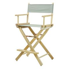 Casual Home 24 in Natural Finish Director's Chair