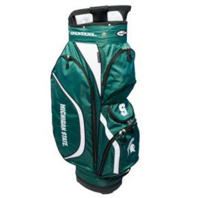 Team Golf Michigan State Spartans Clubhouse Golf Cart Bag