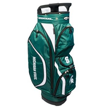 Team Golf Michigan State Spartans Clubhouse Golf Cart Bag