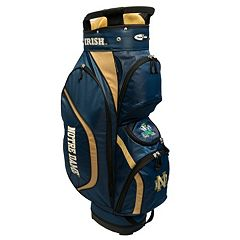 Team Golf Notre Dame Fighting Irish Clubhouse Golf Cart Bag