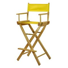 Casual Home 30'' Director's Chair Bar Stool
