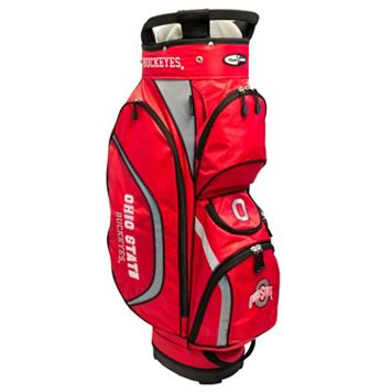 Team Golf Ohio State Buckeyes Clubhouse Golf Cart Bag