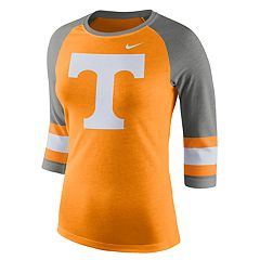 Women's Nike Tennessee Volunteers Striped Sleeve Tee