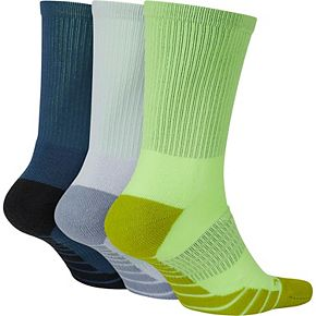 Men's Nike 3-pack Dri-FIT Training Crew Socks