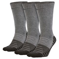 Men's Nike 3-pack Dri-FIT Training Crew Socks