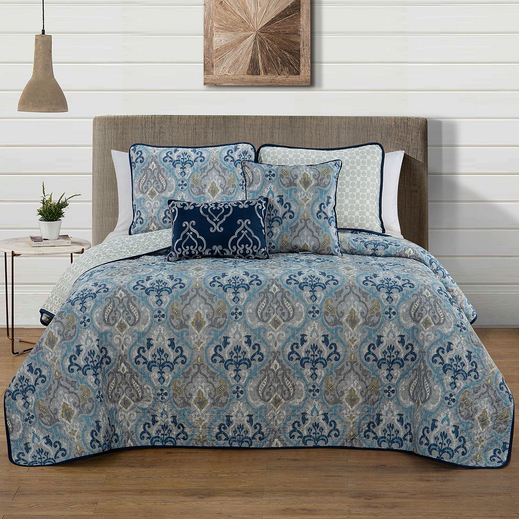 Avondale Manor Marlow 5-piece Quilt Set