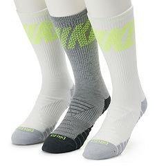 Men's Nike 3-pack Dri-FIT GFX Everyday Max Crew Socks