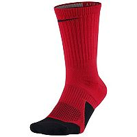 Men's Nike Dry Elite 1.5 Crew Basketball Socks