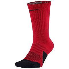 Men's Nike Dry Elite 1.5 Crew Basketball Socks