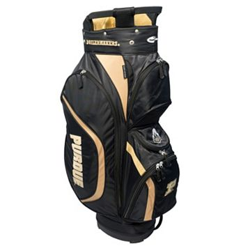 Team Golf Purdue Boilermakers Clubhouse Golf Cart Bag