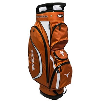 Team Golf Texas Longhorns Clubhouse Golf Cart Bag