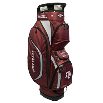 Team Golf Texas A&M Aggies Clubhouse Golf Cart Bag