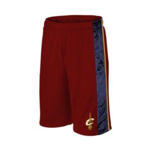 Boys 8-20 Majestic Cleveland Cavaliers Birdseye Shorts