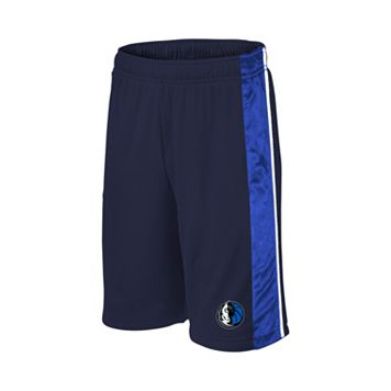 Boys 8-20 Majestic Dallas Mavericks Birdseye Shorts