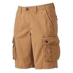 Mens Yellow Cargo Shorts - Bottoms, Clothing | Kohl's