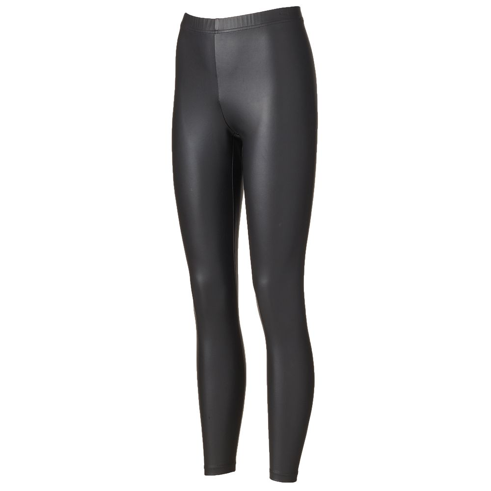 b77adf2d23586 Women's French Laundry Faux-Leather Leggings