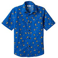Boys 8-20 Minions Button-Down Shirt