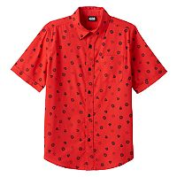 Boys 8-20 Star Wars Empire Button-Down Shirt