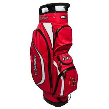 Team Golf Louisville Cardinals Clubhouse Golf Cart Bag