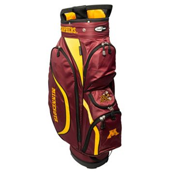Team Golf Minnesota Golden Gophers Clubhouse Golf Cart Bag